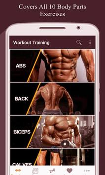 Home Hard workouts - Fitness screenshot 1