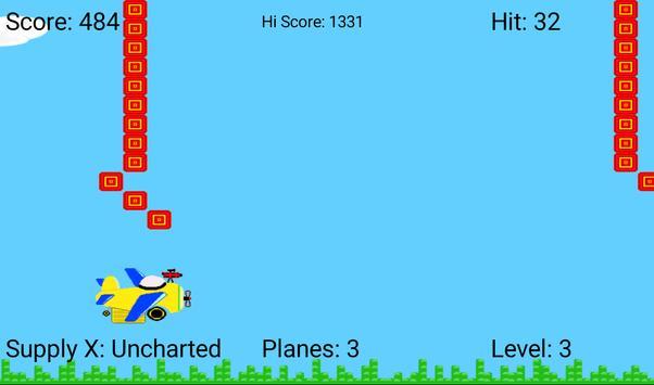 Square Plane vLite -Air Flight screenshot 7
