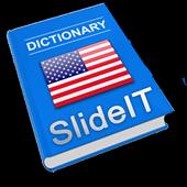 SlideIT English AZERTY Pack icon