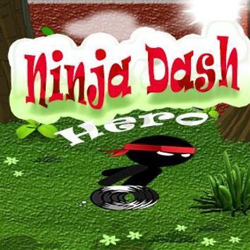 Ninja Dash Hero poster