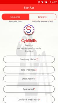 CybSkills apk screenshot