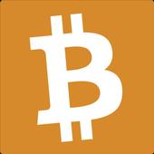 Convertidor de bitcoin icon