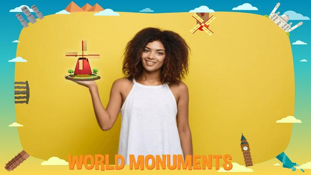 FARGOES World Monuments AR screenshot 4
