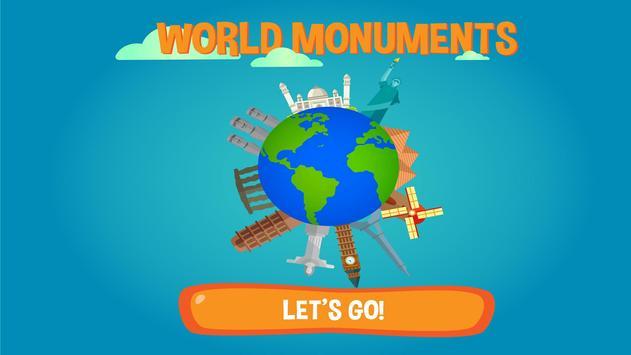 FARGOES World Monuments AR screenshot 3