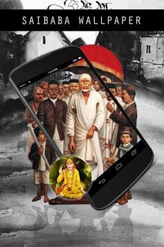 Sai Baba HD Wallpapers poster