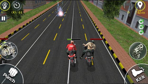 لعبة رود راش screenshot 1