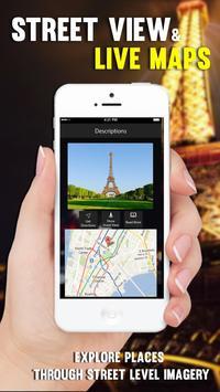 Straat Uitzicht Live - satelliet Wereldkaarten screenshot 3