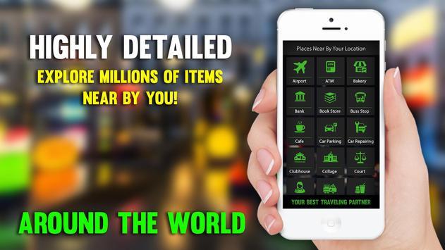 Straat Uitzicht Live - satelliet Wereldkaarten screenshot 10