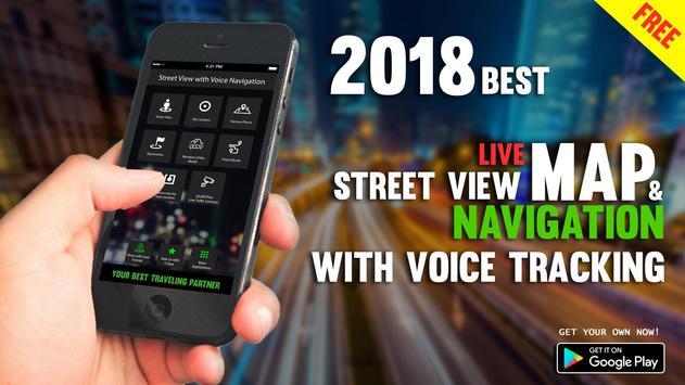 Straat Uitzicht Live - satelliet Wereldkaarten screenshot 8