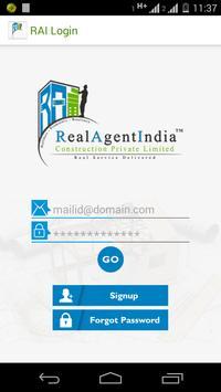 RealAgentIndia apk screenshot