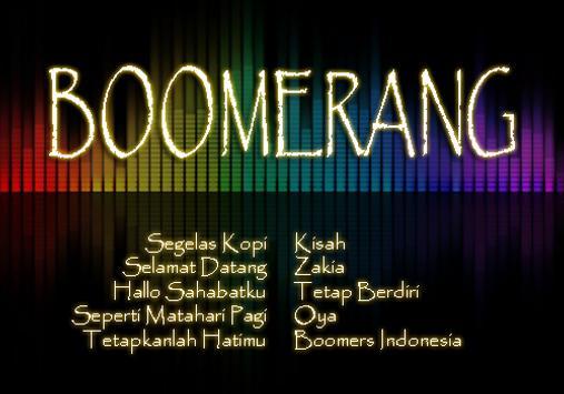Boomerang Full Album screenshot 4