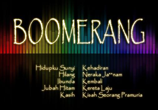 Boomerang Full Album screenshot 1