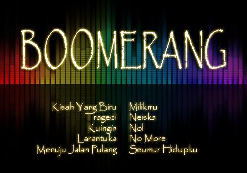 Boomerang Full Album screenshot 2