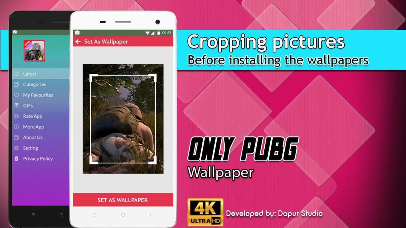 Only Pubg Wallpapers For Android: Pubg Wallpaper App