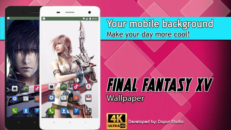 Final Fantasy Xv Wallpaper Hd Apk 10 Download For Android