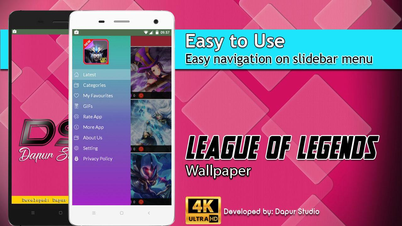 League Of Legends Wallpaper Hd For Android Apk Download