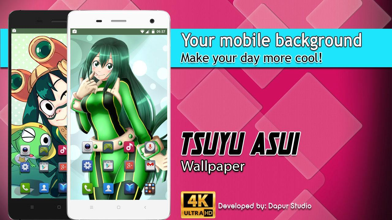 Tsuyu Asui Wallapaper For Android Apk Download