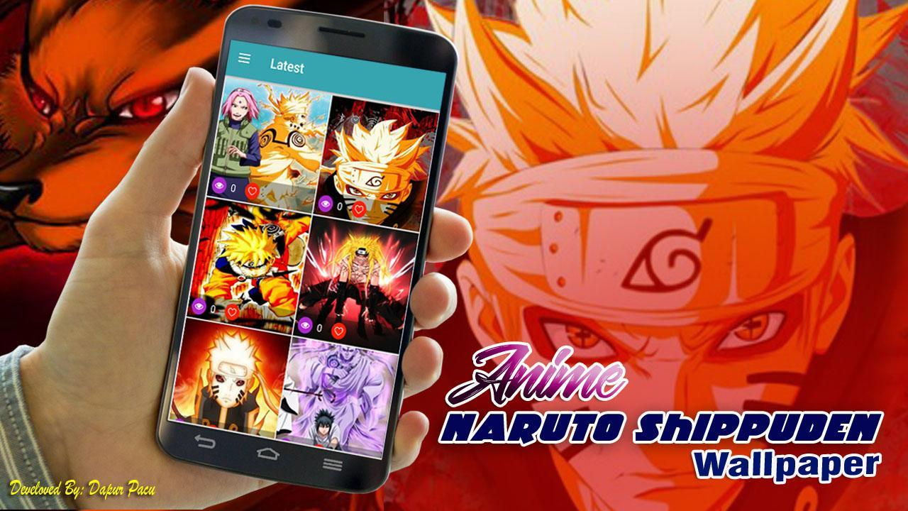 Anime Naruto Shippuden Wallpaper for Android - APK Download