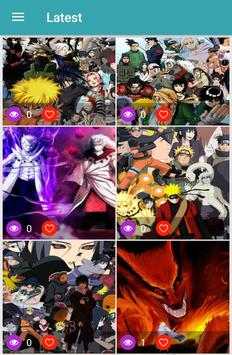 Download 7500 Wallpaper Naruto Gif Bergerak HD Gratid