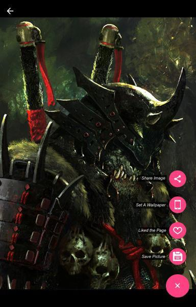 Fondo De Pantalla De Armadura De Samurai Negro For Android