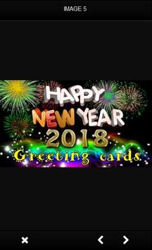 New Year Greetings 2018 screenshot 2