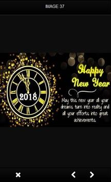 New Year Greetings 2018 screenshot 4