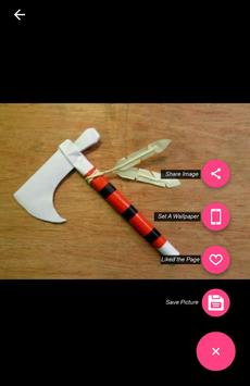 Origami Weapons screenshot 5