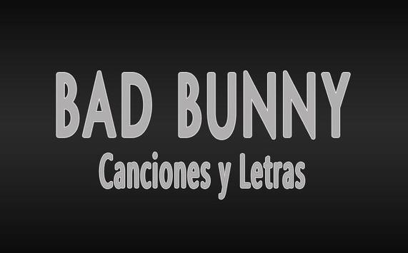 Bad Bunny - Soy Peor Canciones poster