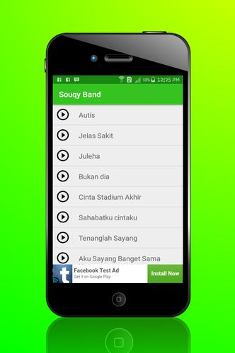 Lagu Souqy Band for Android - APK Download
