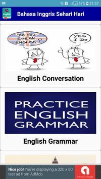 Belajar Bahasa Inggris Sehari hari screenshot 2