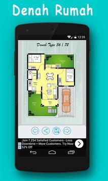 Desain Rumah Minimalis Idaman screenshot 5