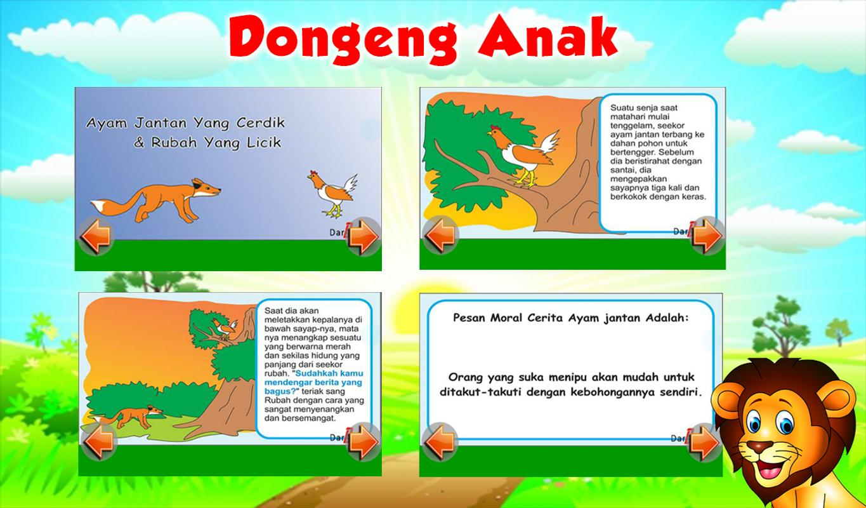 Image Result For Cerita Dongeng Bergambar