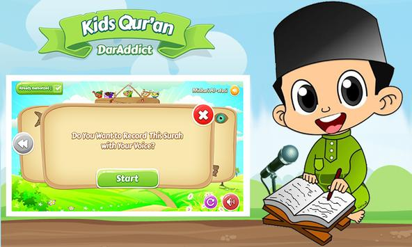KidsQuran - Learn Qur'an for Kids with Audio screenshot 4