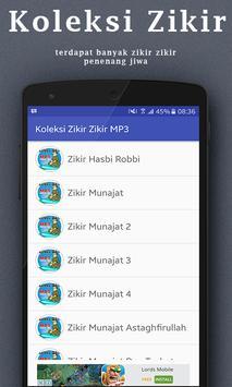Koleksi Zikir Zikir {MP3} screenshot 4