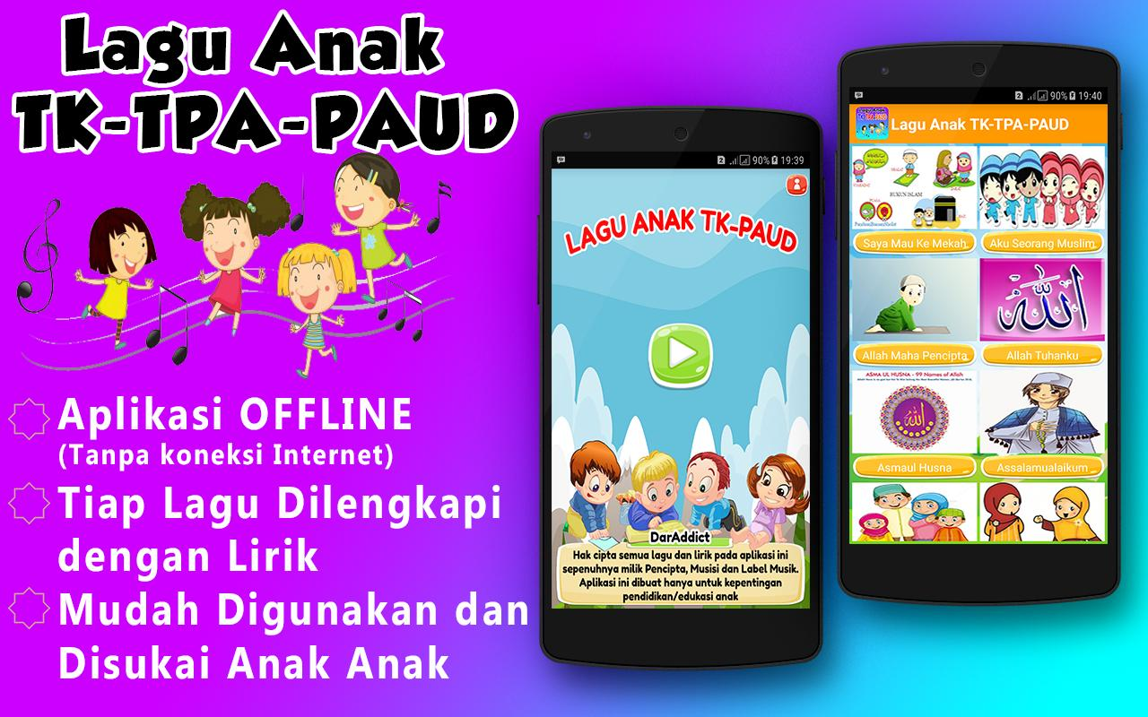 Lagu Anak Tk Tpa Dan Paud For Android Apk Download
