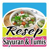 Resep Sayuran dan Tumis icon