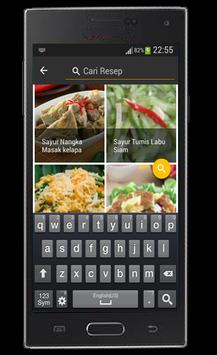 Resep Sayuran dan Tumis screenshot 6