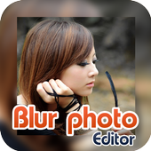 Photo Editor Blur Effects icon