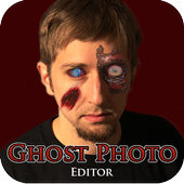 Ghost Photo Halloween Makeup icon