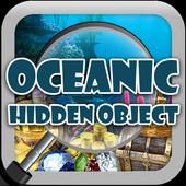 Hidden Object Games : Ocean icon