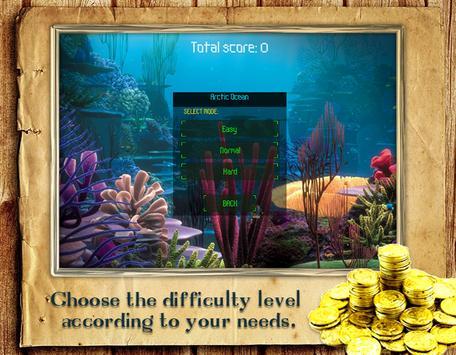 Hidden Object Games : Ocean screenshot 3