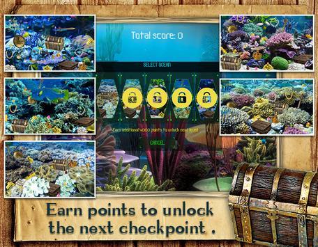 Hidden Object Games : Ocean screenshot 1