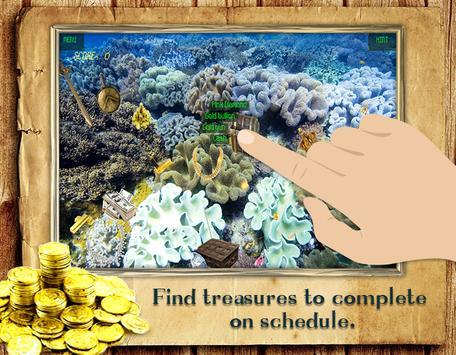Hidden Object Games : Ocean screenshot 2