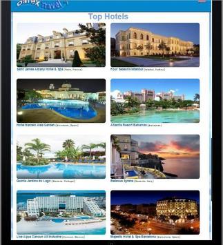 darexTravel: Vuelos y Hoteles captura de pantalla 3