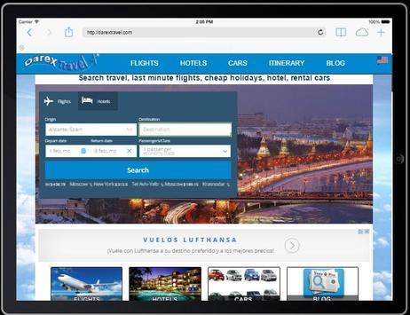darexTravel: Vuelos y Hoteles captura de pantalla 5