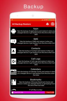 All Backup Restore poster
