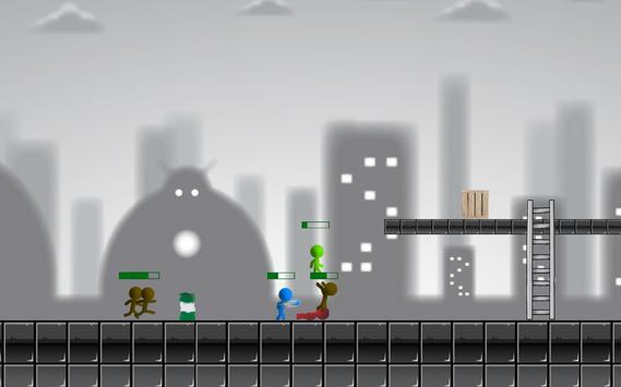 Stickman Invasion apk screenshot
