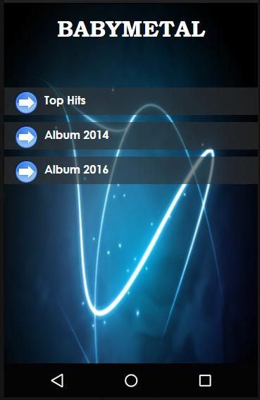 Babymetal Full Album Lyrics Collection For Android Apk