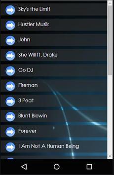 Lil Wayne Full Album Lyrics Collection apk screenshot