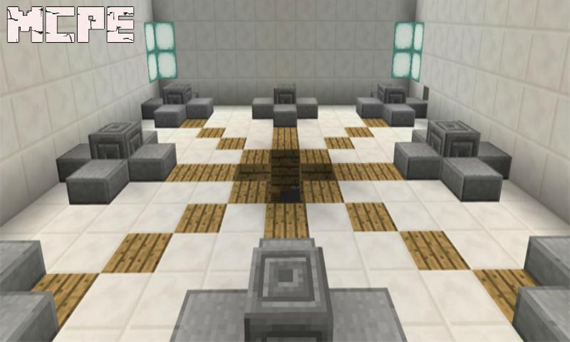 MedievalWays Hunger Games Map for MCPE for Android - APK ...